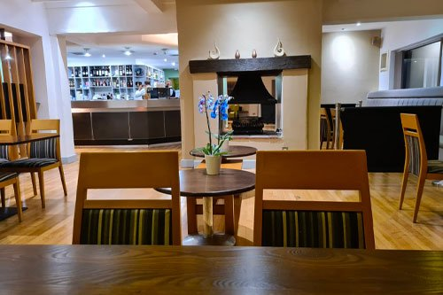 Spice Fusion Restaurant table booking