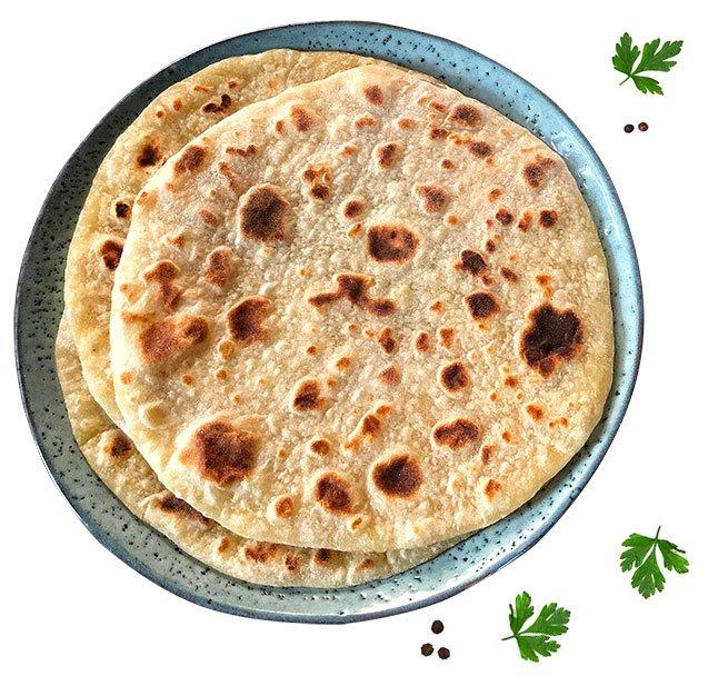 Spice Fusion Restaurant chapati